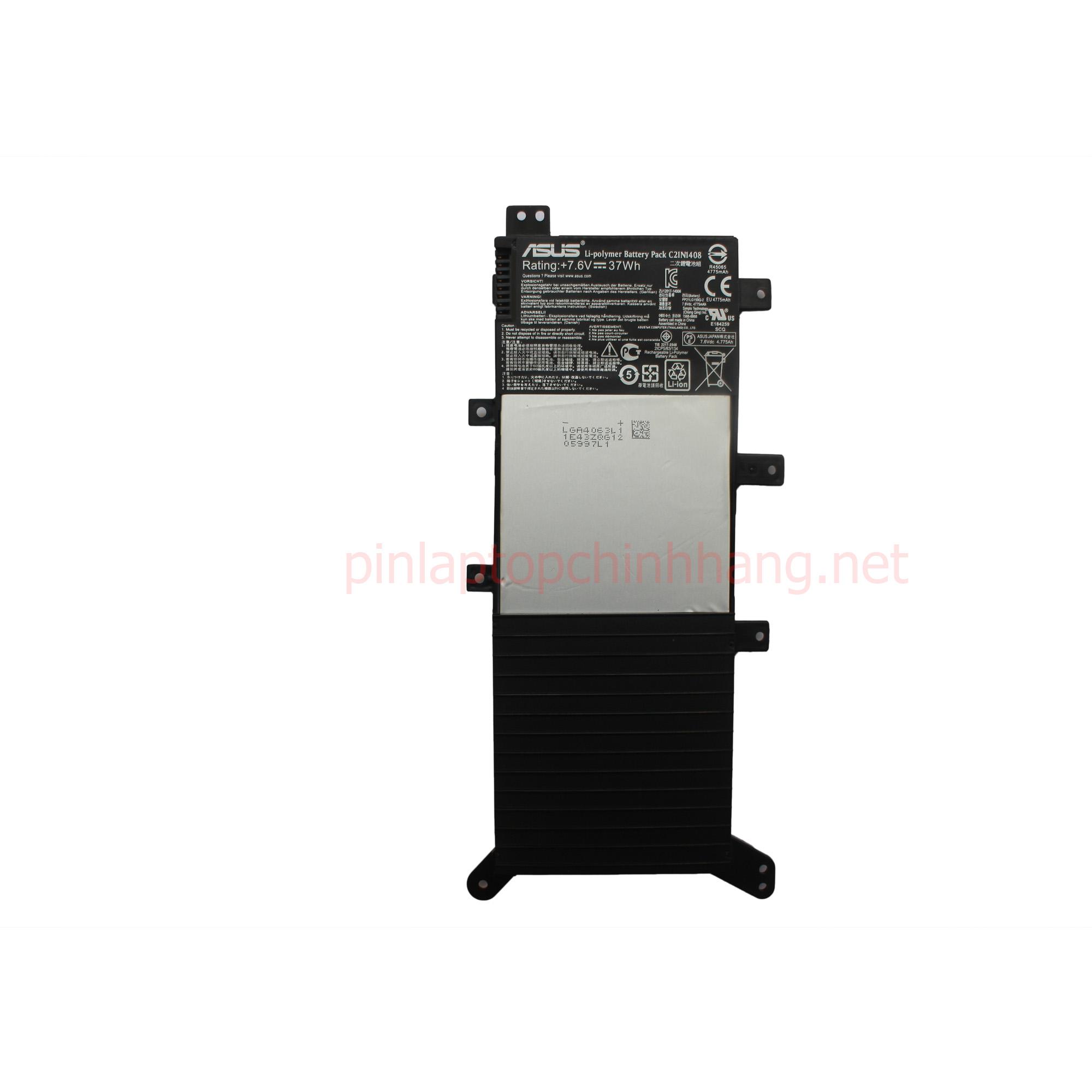 Battery Pin Laptop Chính Hãng ASUS K555L X555LN VivoBook 4000 C21N1408