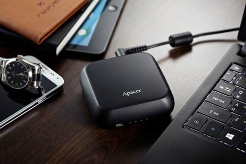 Choáng với chiếc pin dự phòng cho laptop nhỏ nhất thế giới