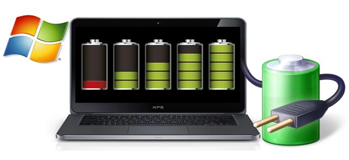 Điều chỉnh lại pin laptop để tăng thời lượng sử dụng
