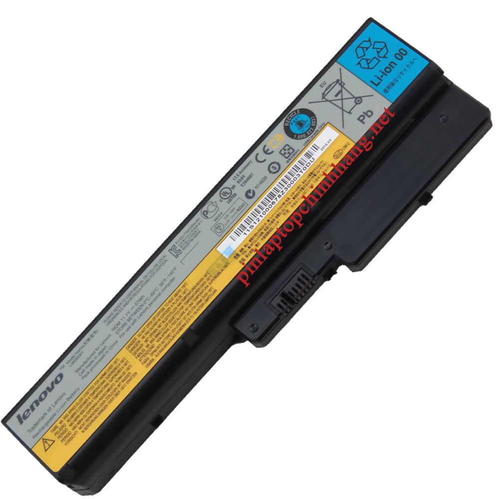 Pin laptop chính hãng Lenovo Ideapad IdeaPad Y430 V450 V430A V450A Y430A Y430G