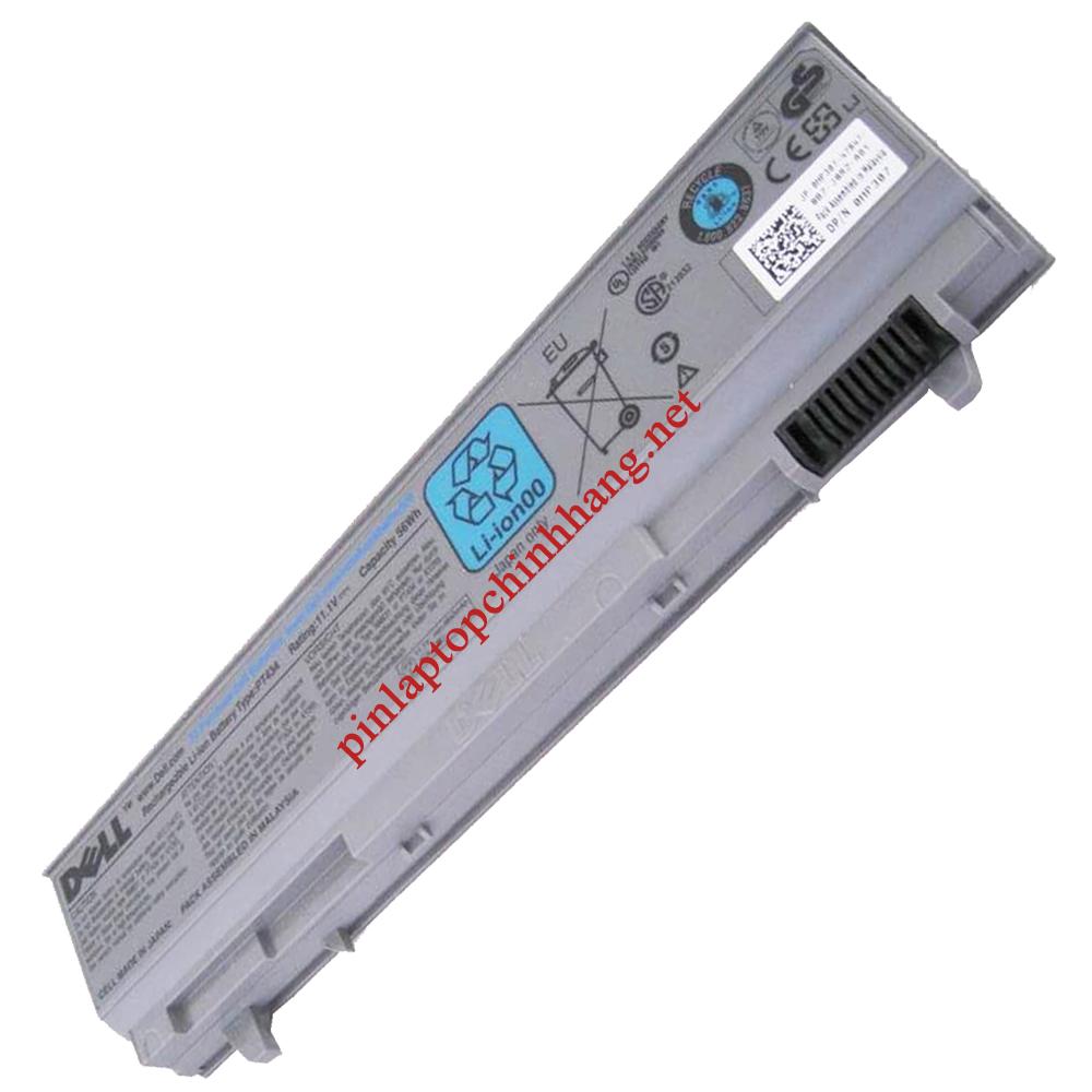Battery (Pin) Laptop Chính Hãng Dell Latitude E6400 E6410 E6500 E6510 M4500 PT435 4M529