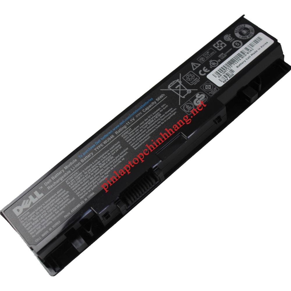 Battery (Pin) laptop chính hãng Dell 1535 1536 1555 1557 1558 WU965 WU946 56WH