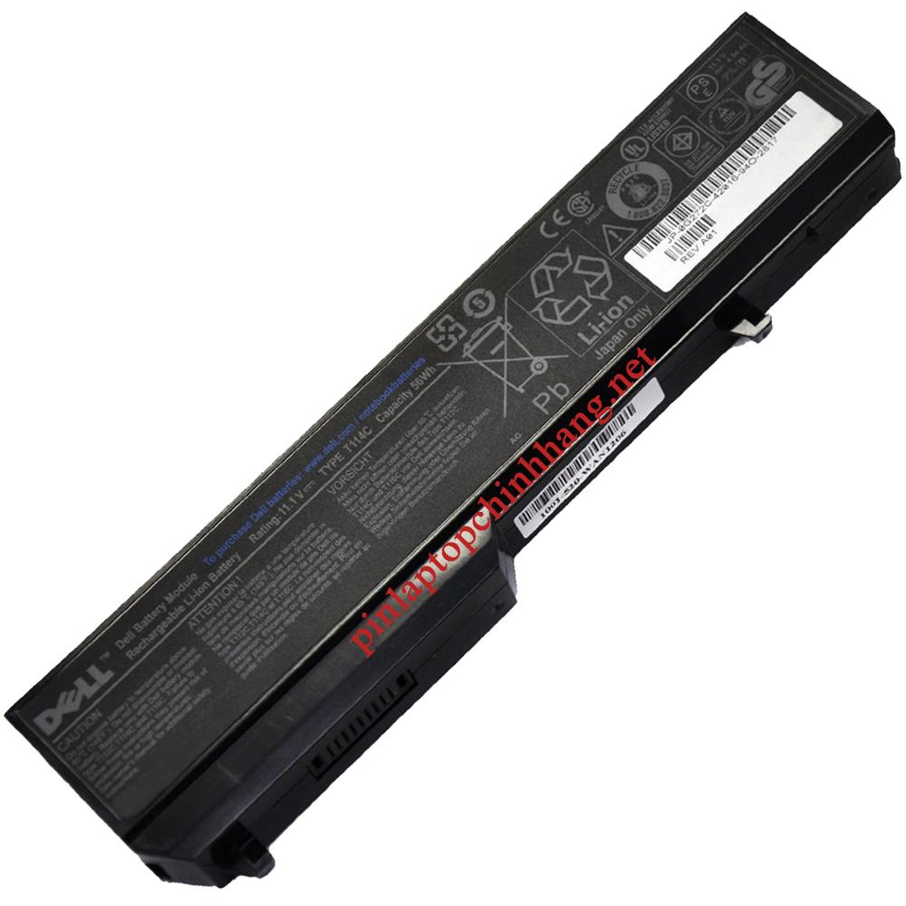 Pin laptop chính hãng Dell Vostro 1310 1320 1510 1511 1520 2510