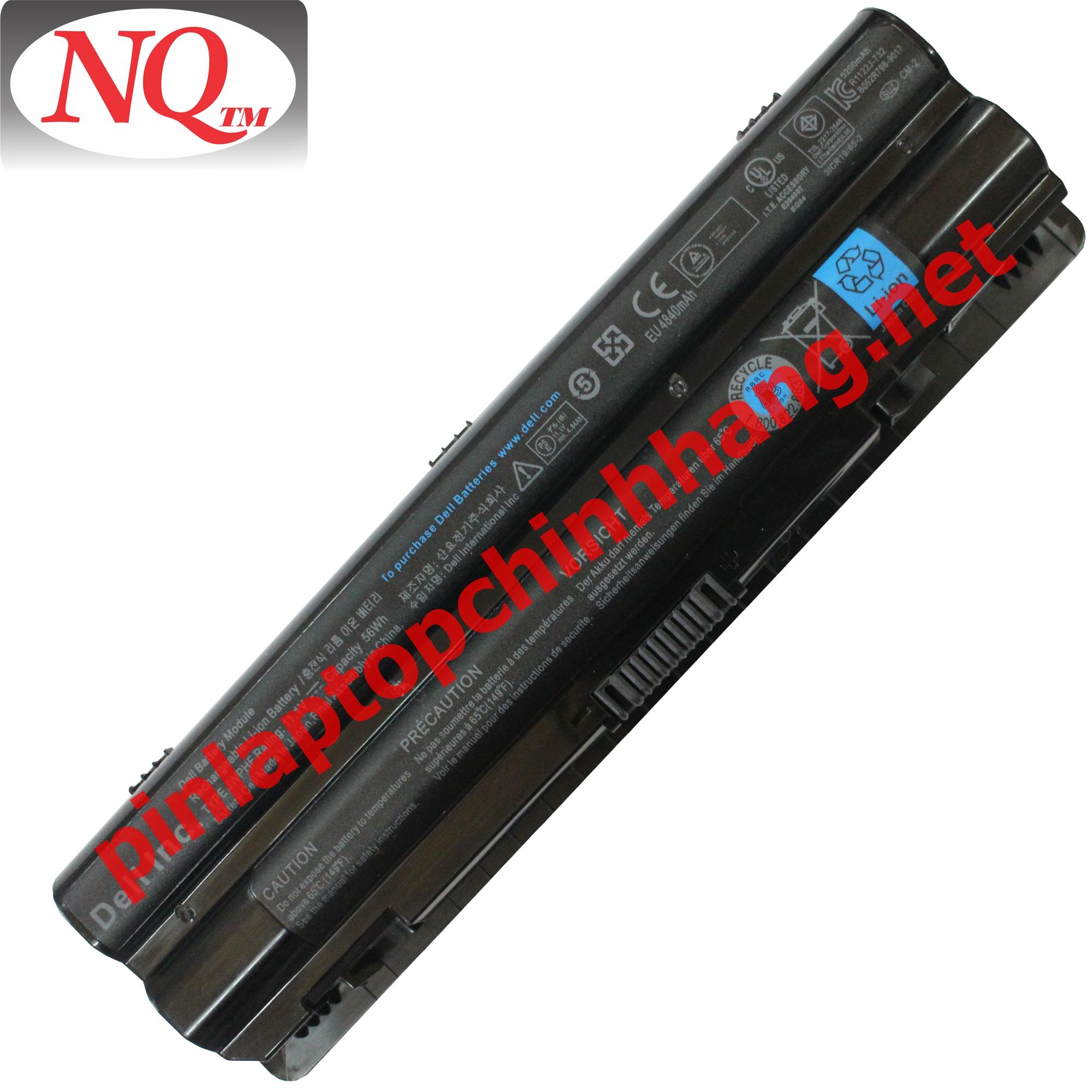 Battery (Pin) Laptop Chính Hãng Dell Xps 15 L501X L502X L401x L402x L701x L702x