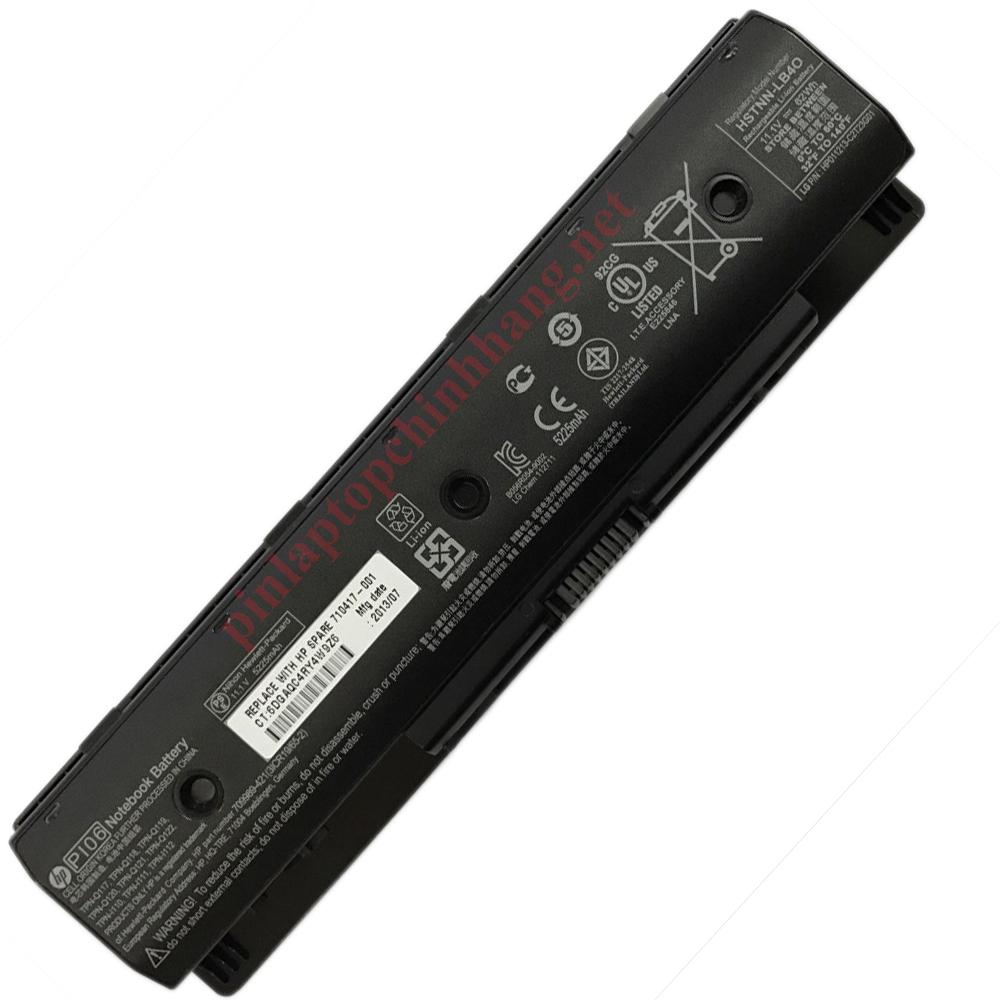 Battery (Pin) Laptop Chính Hãng HP ENVY 14 15 17 P106 PI06 PI06XL PI09