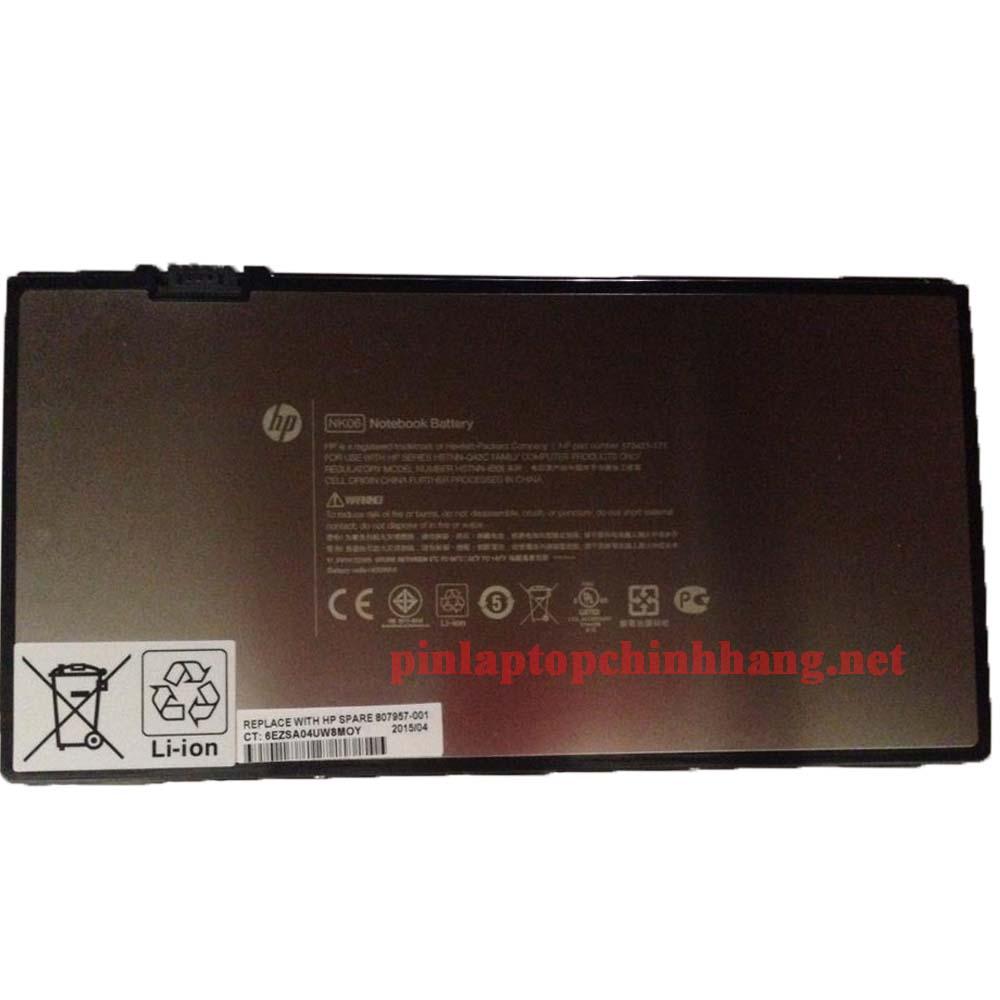 Battery (Pin) Laptop chính hãng HP Envy 15t-1000 Envy 15 Envy 15-1000 Envy 15-1000se 576833-001