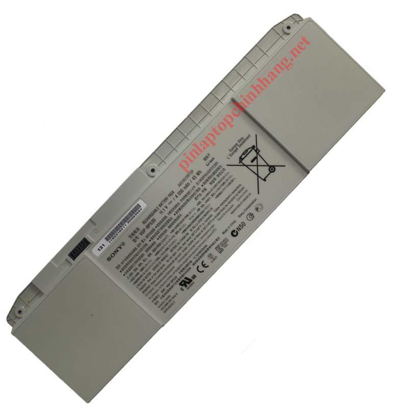 Pin Laptop Chính Hãng Sony Vgp-Bps30, Vgp-Bps30A Svt-11 Svt-1111M1E/S Svt-13 Svt-13112Fxs Svt-13113Fxs 6 Cell
